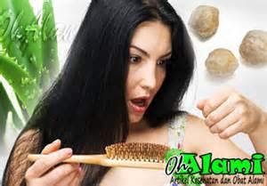 Merawat Rambut secara alami