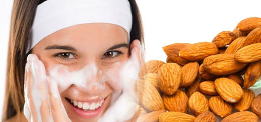 khasiat almond untuk kecantikan