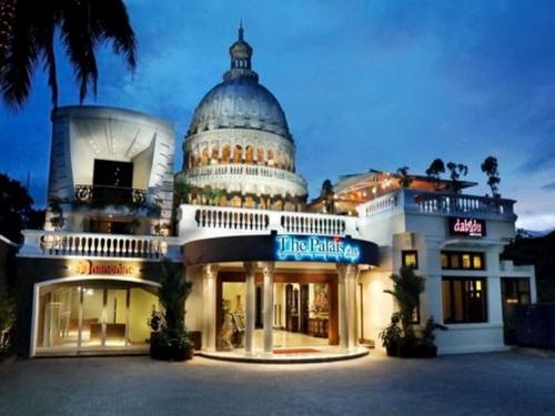 The Palais Dago Hotel